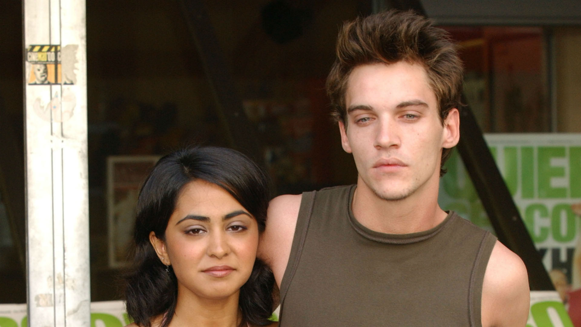 Parminder Nagra Jonathan Rhys Meyers Bend It Like Beckham 20082002