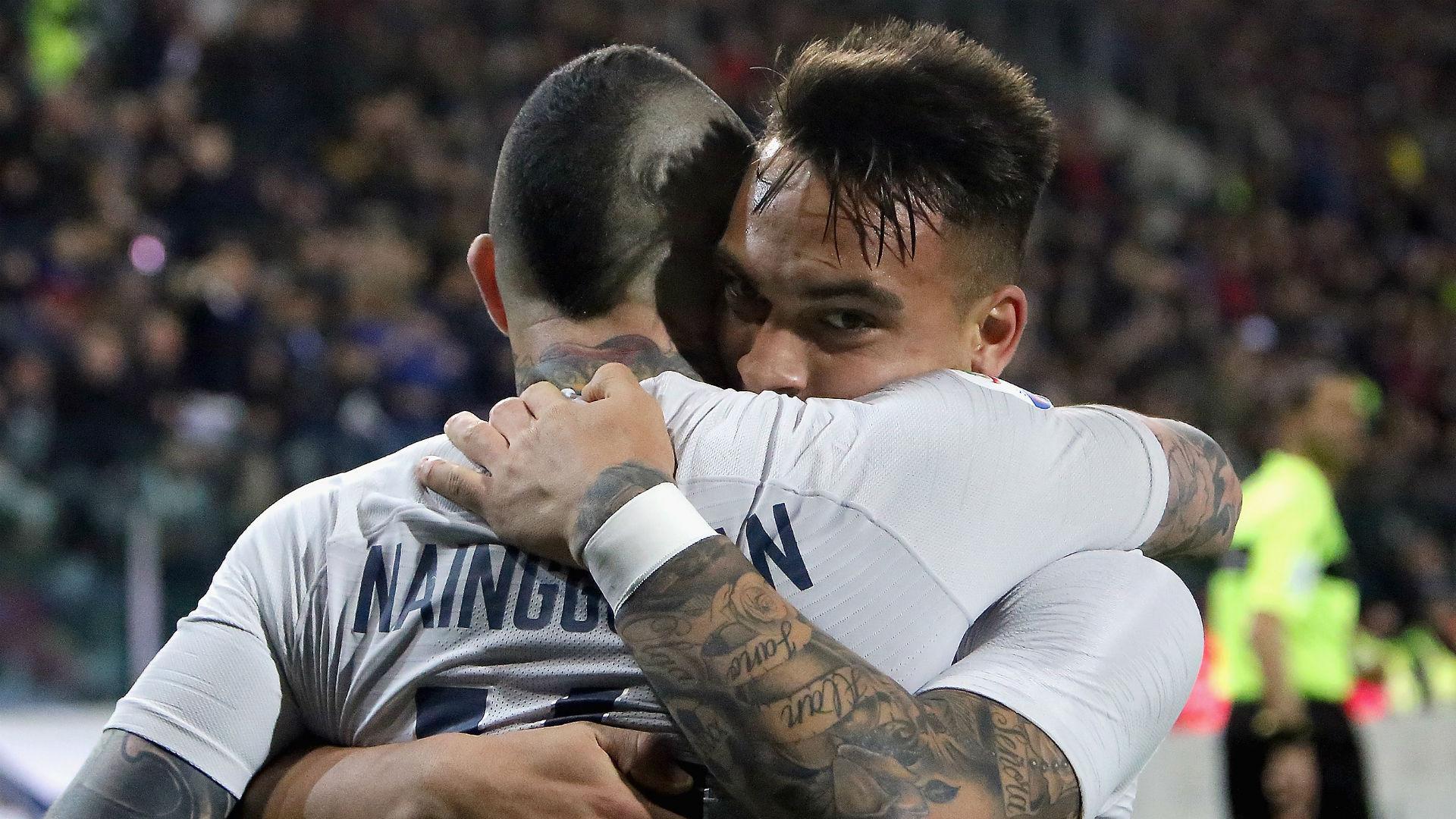 Frankfurt Vs Inter Mailand