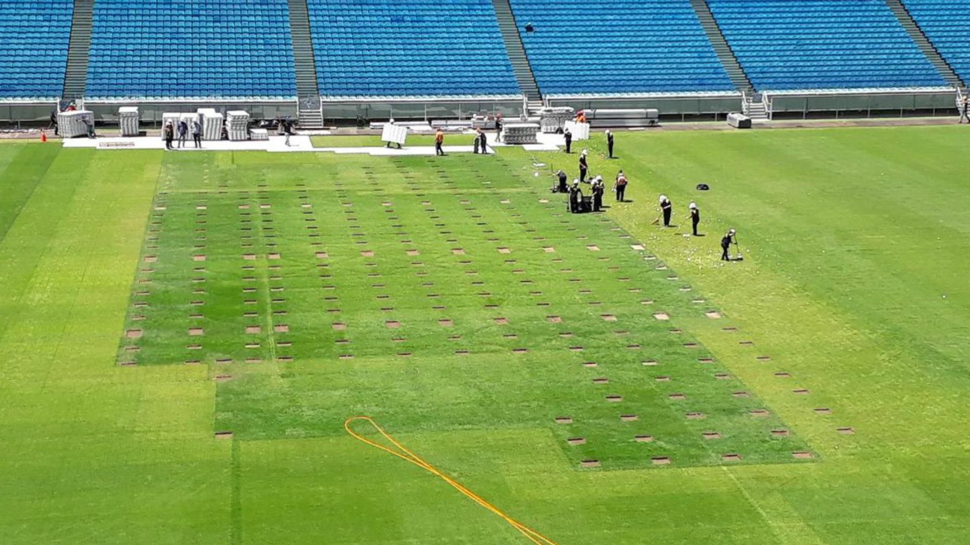 CONMEBOL deja abierto el reclamo de Gremio ante River
