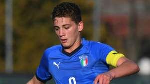Sebastiano Esposito Italy U17 2019