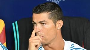 Cristiano Ronaldo Real Madrid Manchester United UEFA Supercup