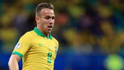 Arthur Brazil Venezuela Copa America 2019