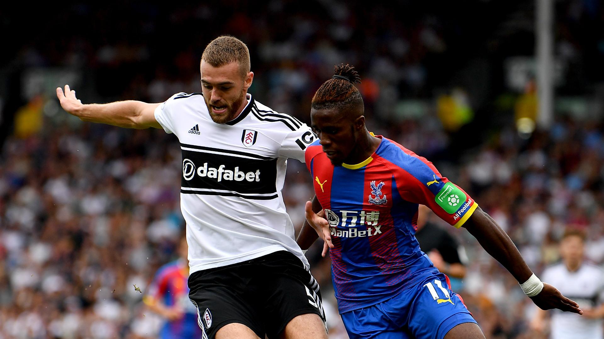 Calum Chambers Fulham Crystal Palace Premier League