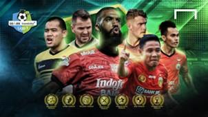 GFXID Cover Terbaik Liga 1 2017