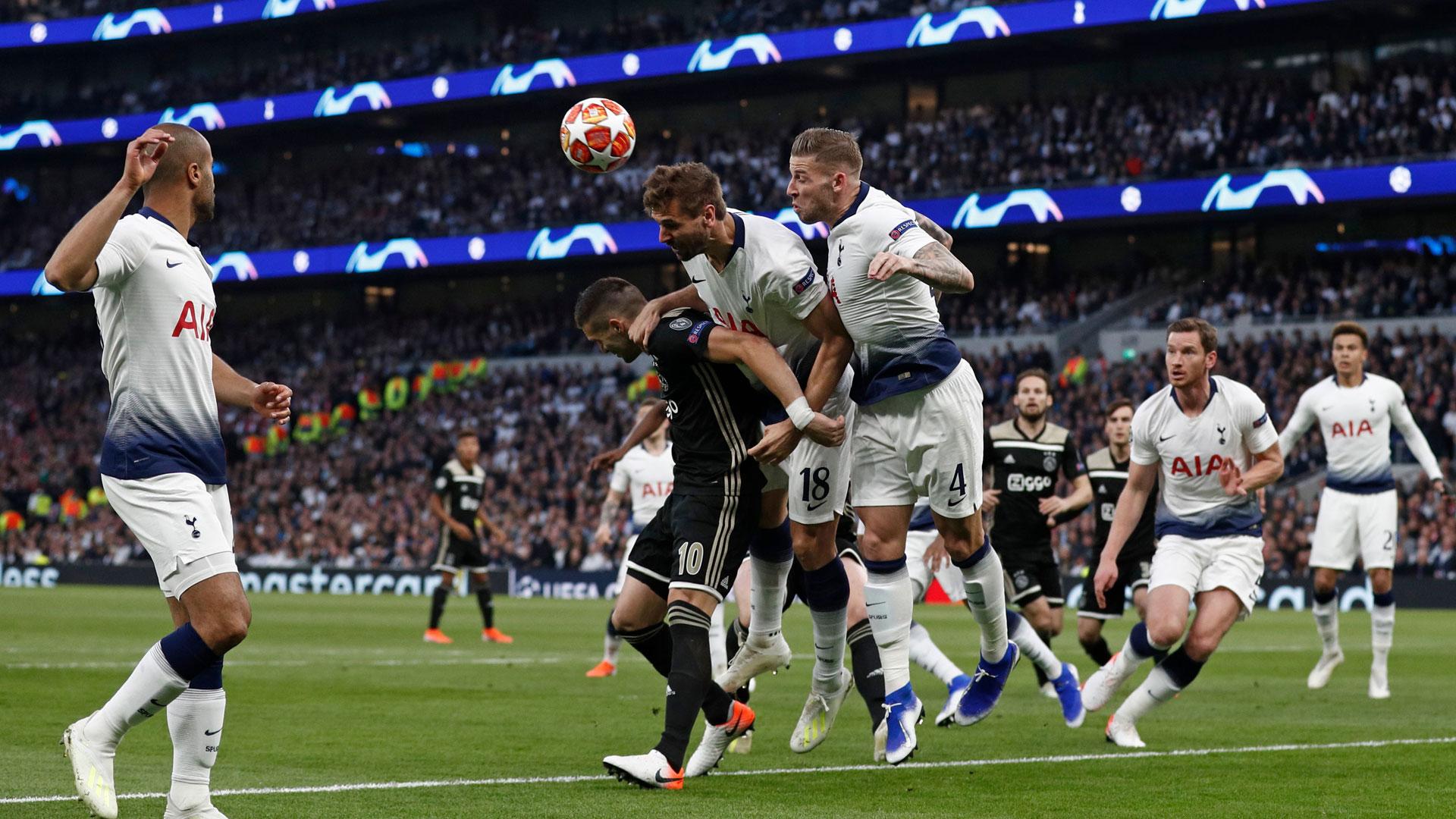 Ajax Amsterdam Tottenham