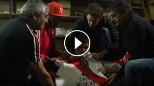 VIDEO PLAY Despedida Cavenaghi despedida 27062017