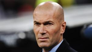 Zinedine Zidane Real Madrid Borussia Dortmund UEFA Champions League