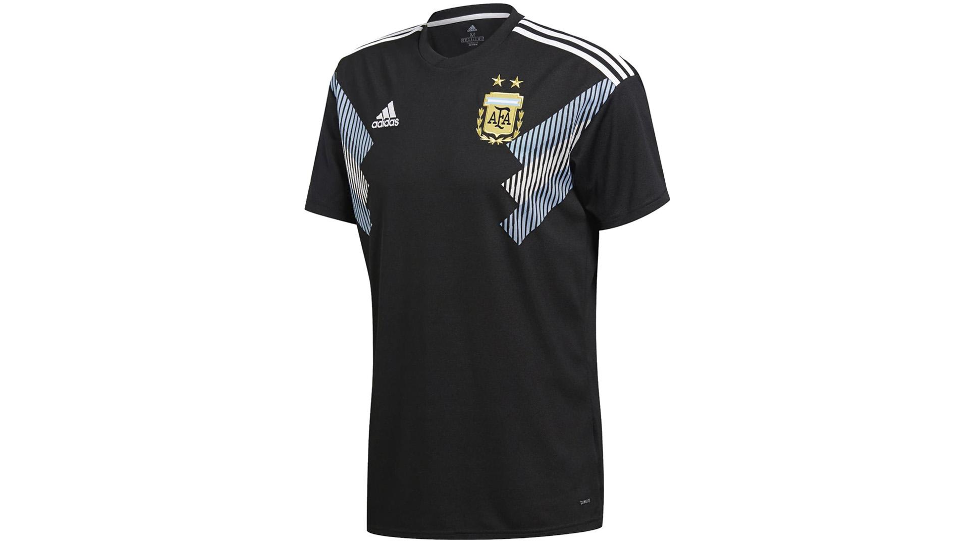 camiseta alternativa de la seleccion argentina 2016