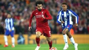 Mohamed Salah Liverpool Champions League 0904209