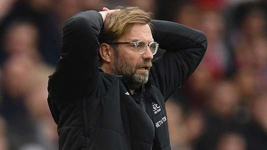 Jurgen Klopp LIverpool Manchester United