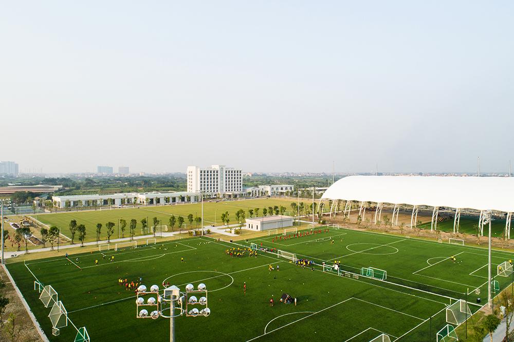 Cơ sở mới của PVF