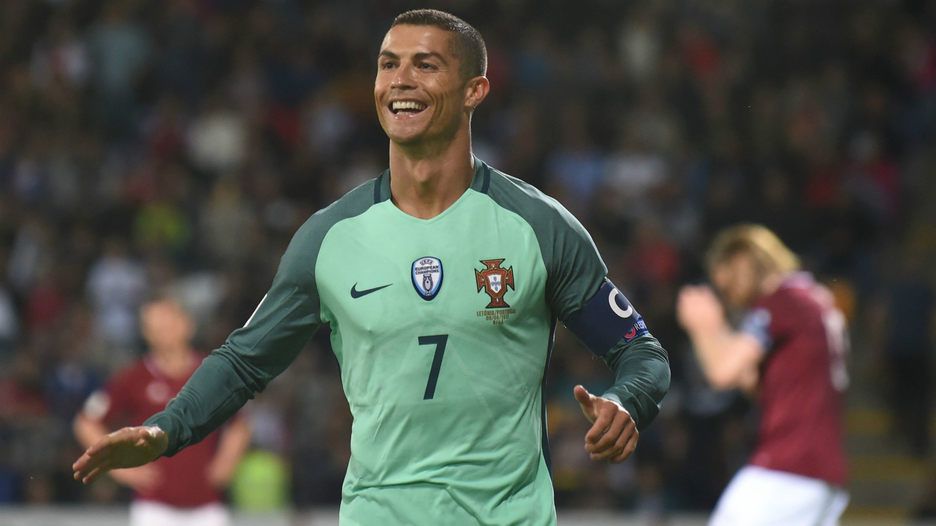 Cristiano Ronaldo Portugal European Qualifiers