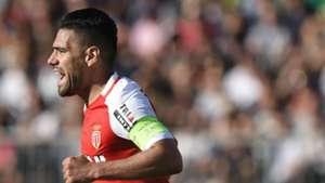 Radamel Falcao Angers Monaco