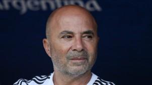 Jorge Sampaoli Argentinien 2018