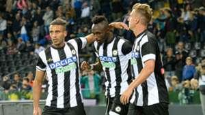 Seko Mohamed Fofana Maxi Lopez Udinese Sampdoria Serie A 09302017