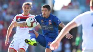 Dimi Petratos Newcastle Jets