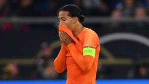 Virgil van Dijk Germany vs Netherlands Nations League 2018-19