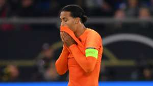 Virgil van Dijk Germany vs Netherlands Nations League 2018-19