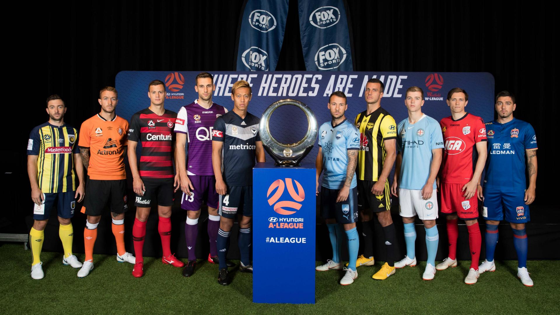 A-League 2018/19