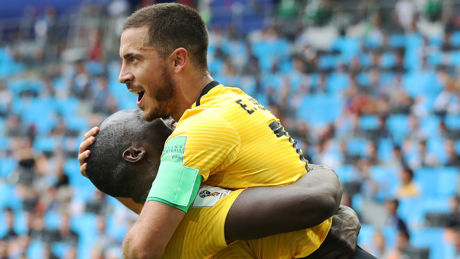 Lukaku Equals Ronaldo's Goal Tally as Belgium Take Control Against Tunisia