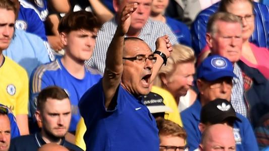 Maurizio Sarri Chelsea Cardiff