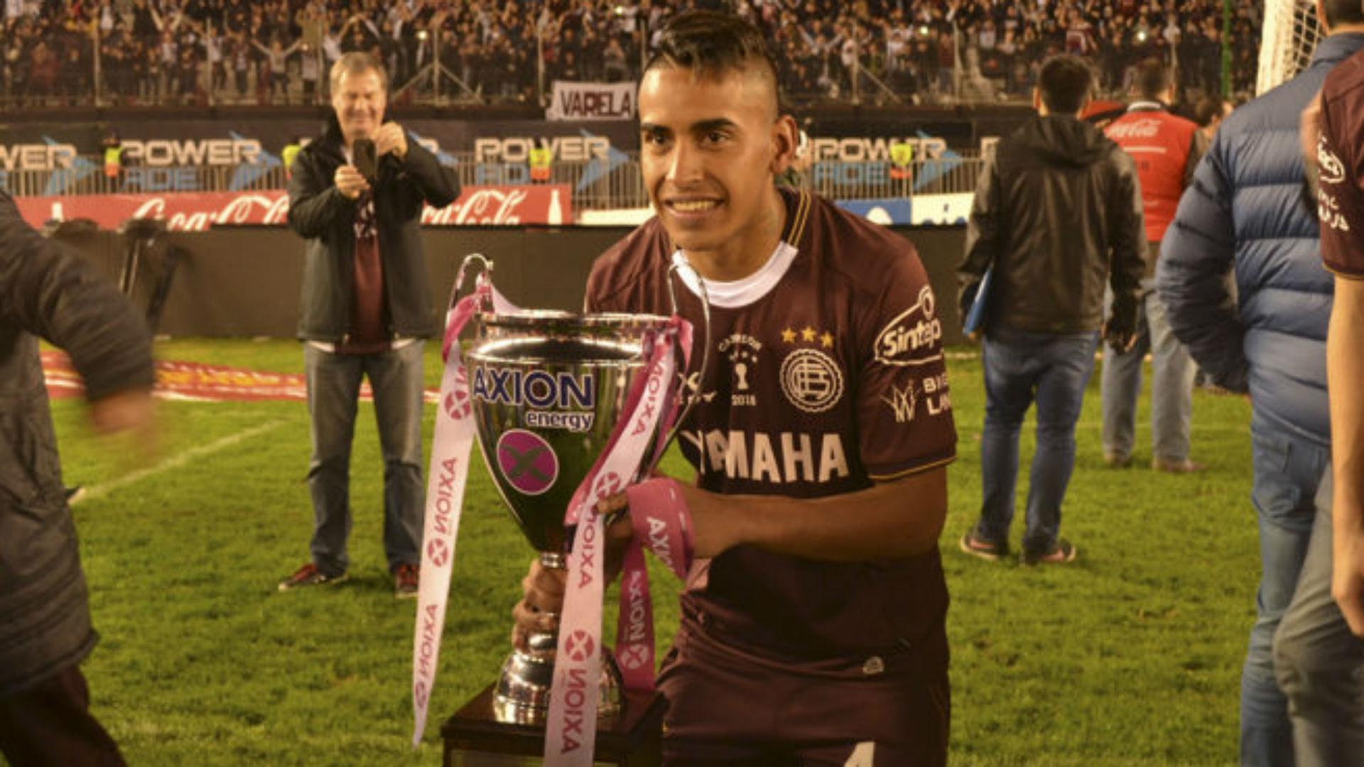 Jose Luis Gomez Lanus 2016