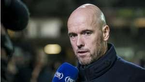 Erik ten Hag, Heracles - Ajax, 02092019