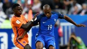 Timothy Fosu-Mensah Djibril Sidibe France Netherlands WCQ 31082017