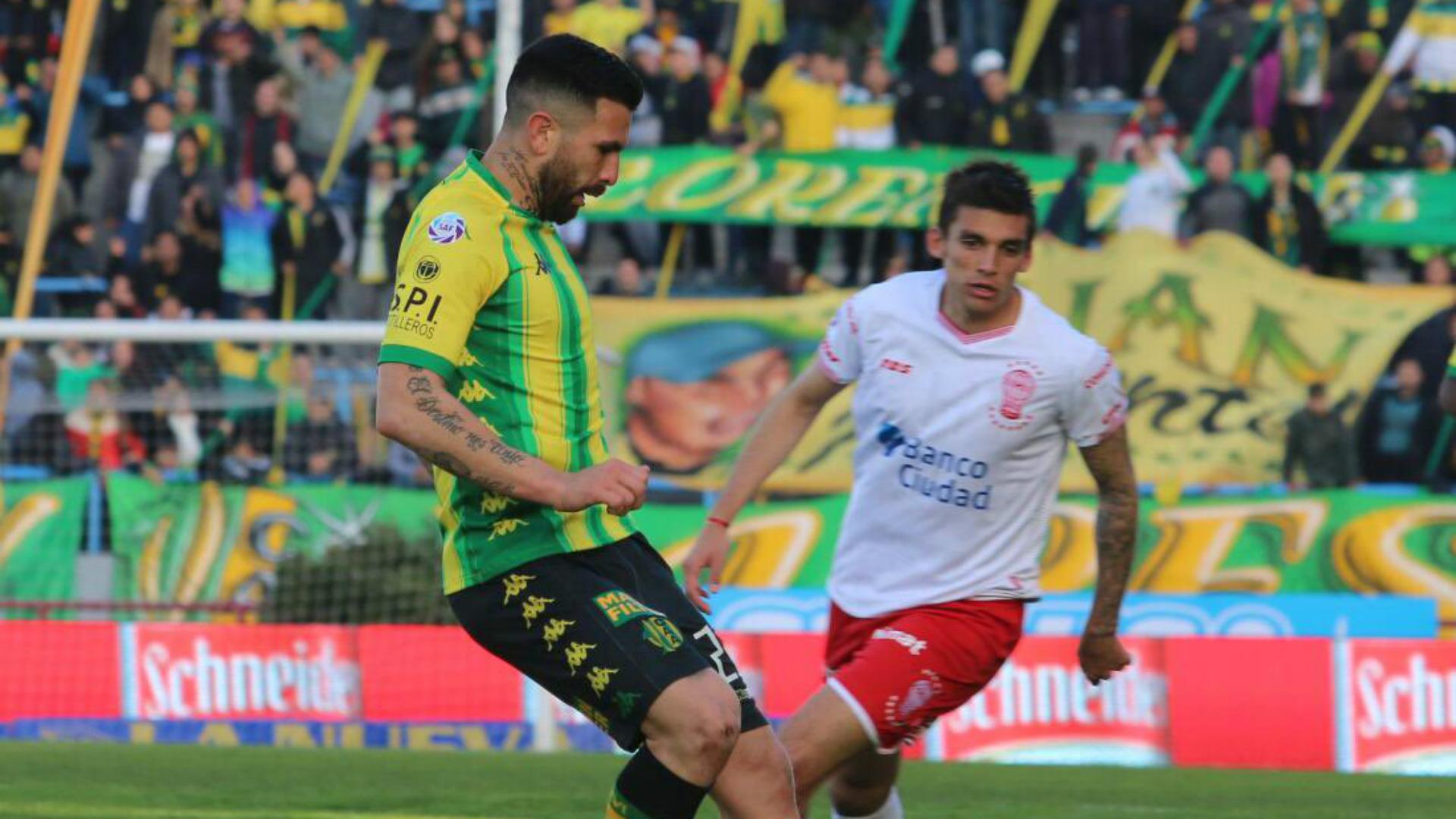 Aldosivi Huracan Superliga Fecha 2