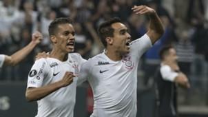 Jadson e Pedrinho - Corinthians - 29/08/2018