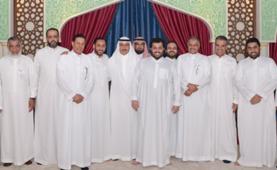 تركي آل شيخ - رؤساء الأندية السعودية
