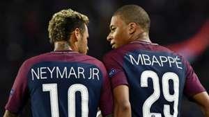 2017-10-21 Mbappe Neymar Psg