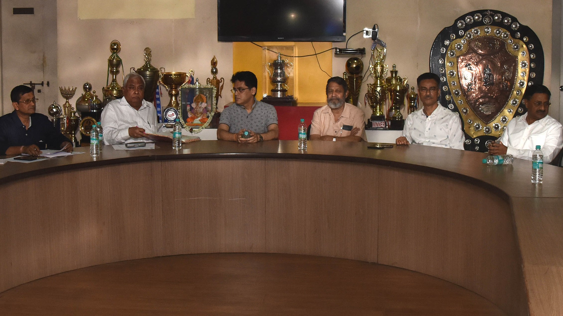 East Bengal executive committee Nitu Sarkar Kalyan Majumdar