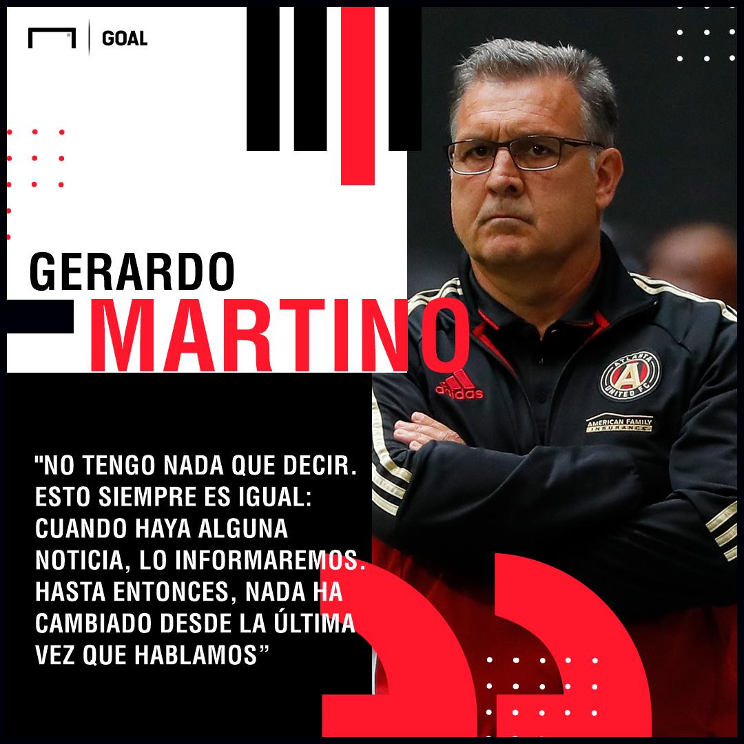Gerardo Martino PS