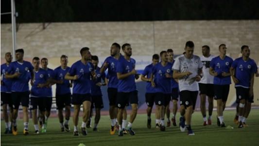 Bosnia-Herzegovina training