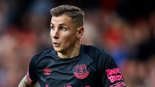 Lucas Digne Everton 2018-19