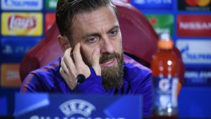 De Rossi Roma Champions League