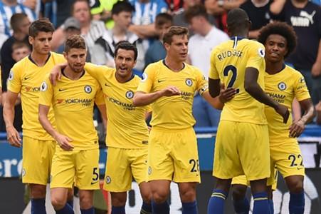 Huddersfield Chelsea Premier League 2018-19