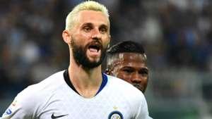 Brozovic Sampdoria Inter Serie A