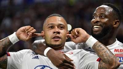 Memphis Moussa Dembele Lyon Angers Ligue 1 16082019