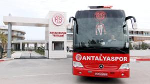 Antalyaspor bus