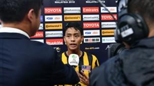 Luqman Hakim Shamsudin - Malaysia U-16