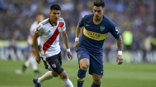 Exequiel Palacios Pavon Boca River Superclasico Superliga 23092018