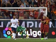 Tottenham Hotspur v Roma