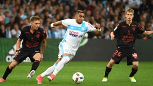 Dimitri Payet Arnaud Souquet Marseille Nice Ligue 1 07052017