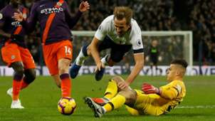 Ederson Harry Kane Manchester City