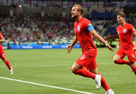 Tunisia-Inghilterra 1-2: Kane all'ultimo respiro