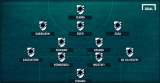 PS Sampdoria fantasy
