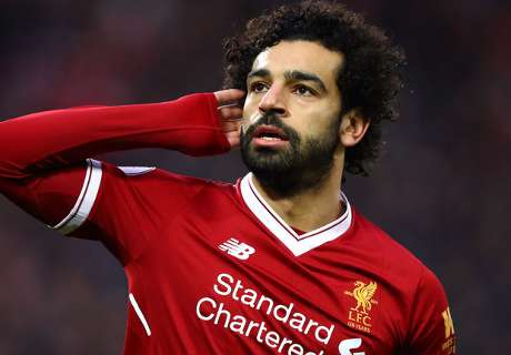 'I'd bow down to him' - Rush on Salah eclipsing his record