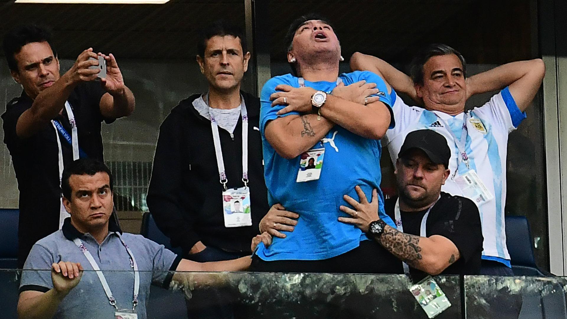 Diego Maradona 260618